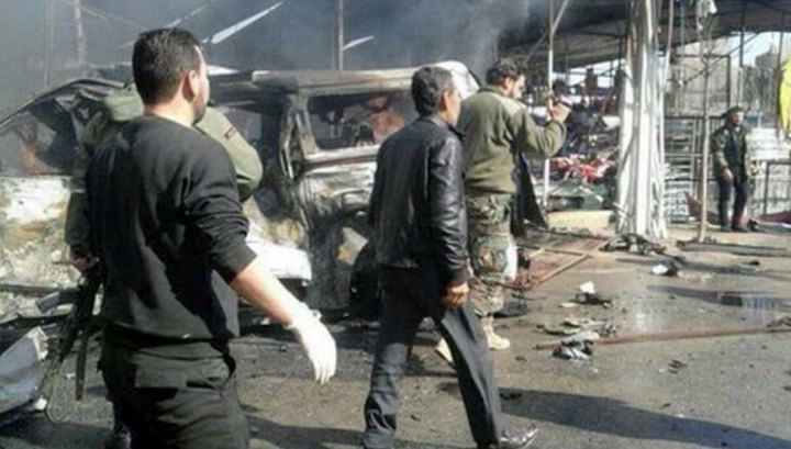 Внаслідок двох вибухів у Дамаску загинули щонайменше вісім осіб