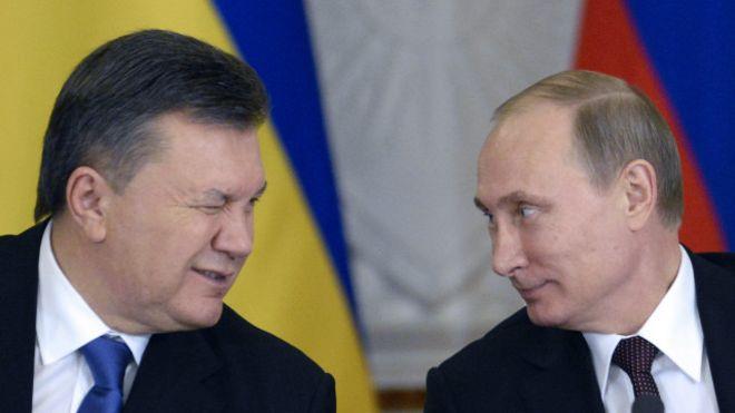 Росія не видасть Україні Януковича