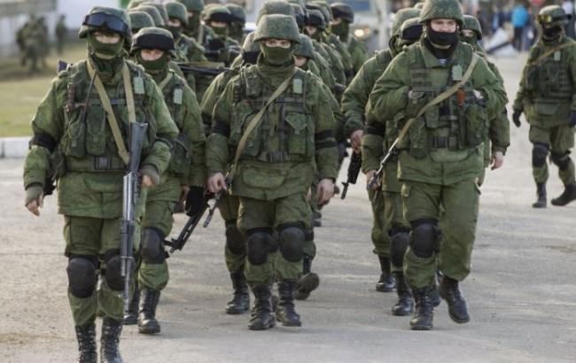Розвідка повідомляє про 6 загиблих та 7 поранених військових РФ на Донбасі