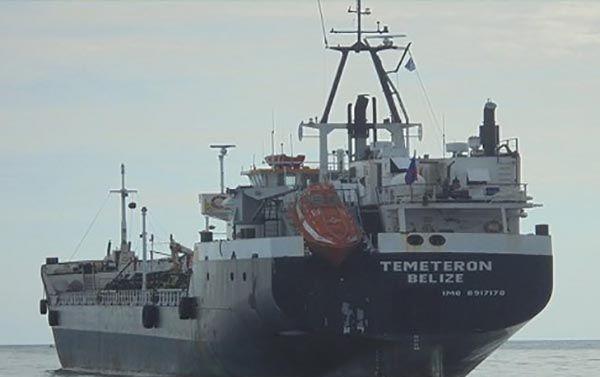 Серед затриманих у Лівії моряків є п'ятеро українців – МЗС