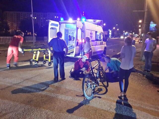 ДТП у Львові: збили насмерть пішохода (ФОТО+18)