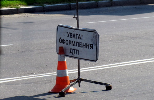 Під Маріуполем перекинулась маршрутка: багато постраждалих (ФОТО)