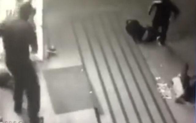 Екс-беркутівці побили п'ятьох людей на Рівненщині (ВІДЕО)