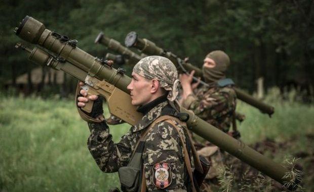 За минулу добу бойовики 41 раз обстріляли сили АТО, – прес-центр