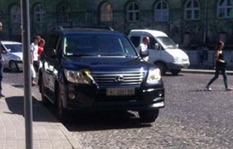У Львові поліція оштрафувала президента ФК «Карпати» (ФОТО)