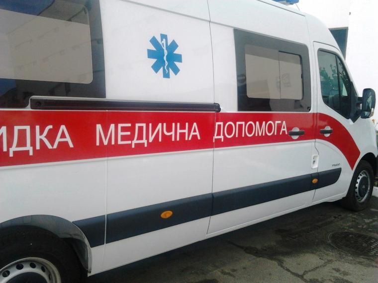 Львів'янка у маршрутці зламала плече