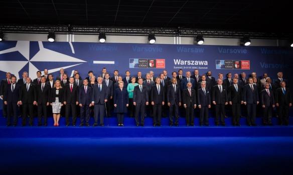 У Варшаві відкрився саміт НАТО (ФОТО)
