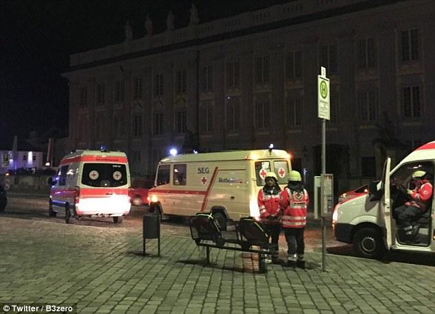Вибух у Німеччині: 27-річний сирієць-смертник підірвався біля ресторану