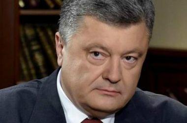 Порошенко написав послання Сенцову