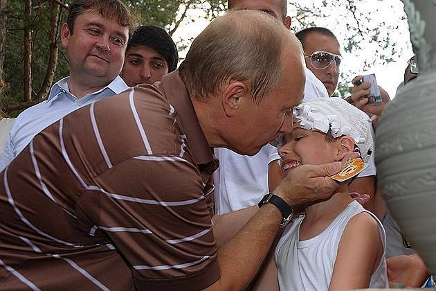 Чи насправді Путін педофіл?: ЗМІ вияснили вражаючу правду (ФОТО, ВІДЕО)