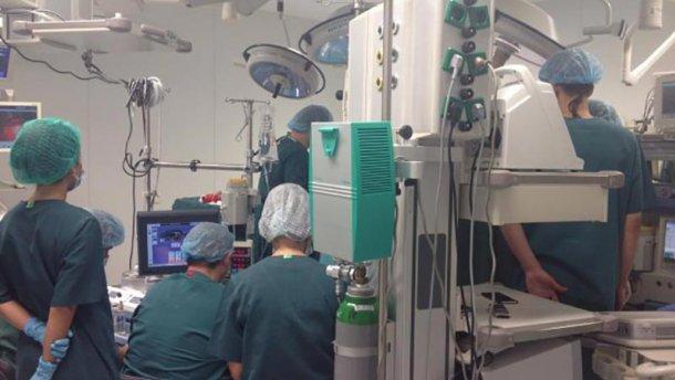 Перша пересадка серця в Україні: з'явилося вражаюче відео