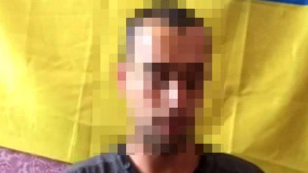 Допит особистого охоронця Захарченка: з'явилось відео