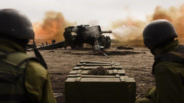 Бойовики знову обстріляли українських військових із забороненого озброєння