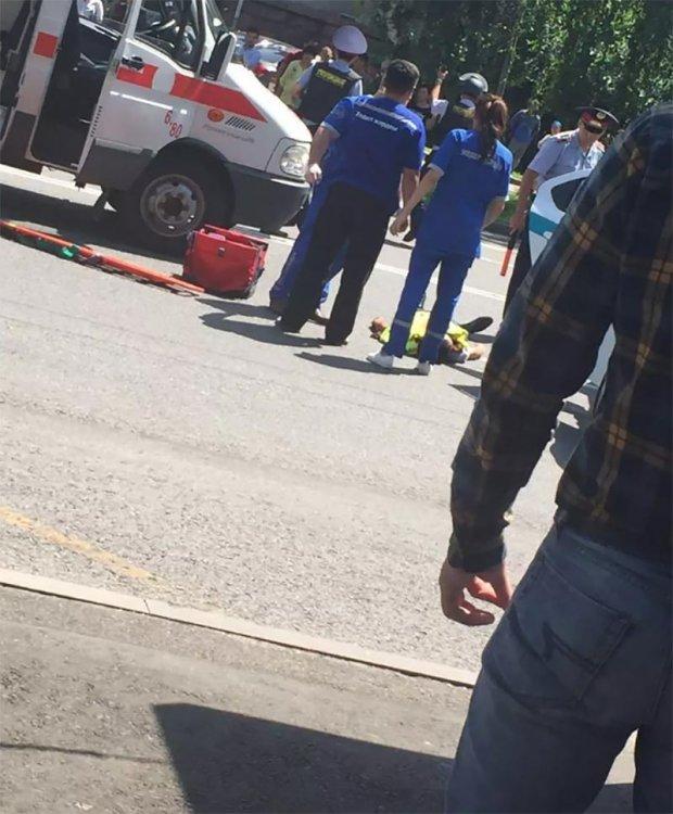 Стрельба в Казахстане: есть много жертв (ФОТО 18+)