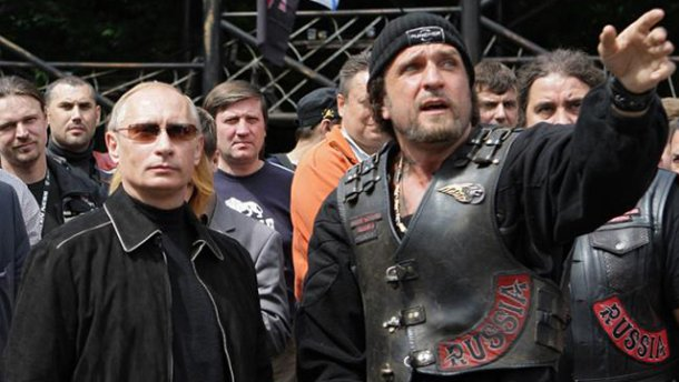"""Путінські """"вовки"""" обіцяють влаштувати масштабне шоу в Криму"""