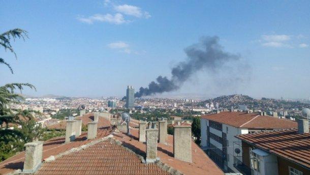 У столиці Туреччині прогримів потужний вибух (ФОТО, ВІДЕО)