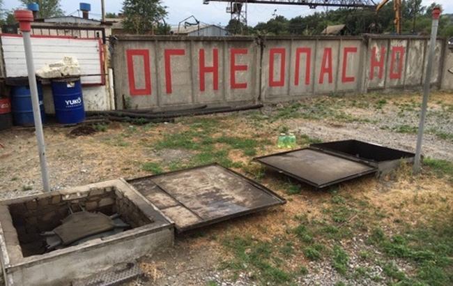 На Донеччині підприємство впіймали на підробці бензину