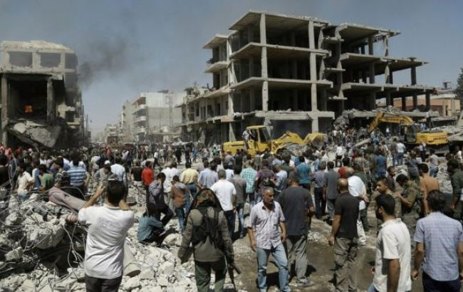 ІД підірвала дві бомби в Сирії, десятки загиблих і сотні поранених