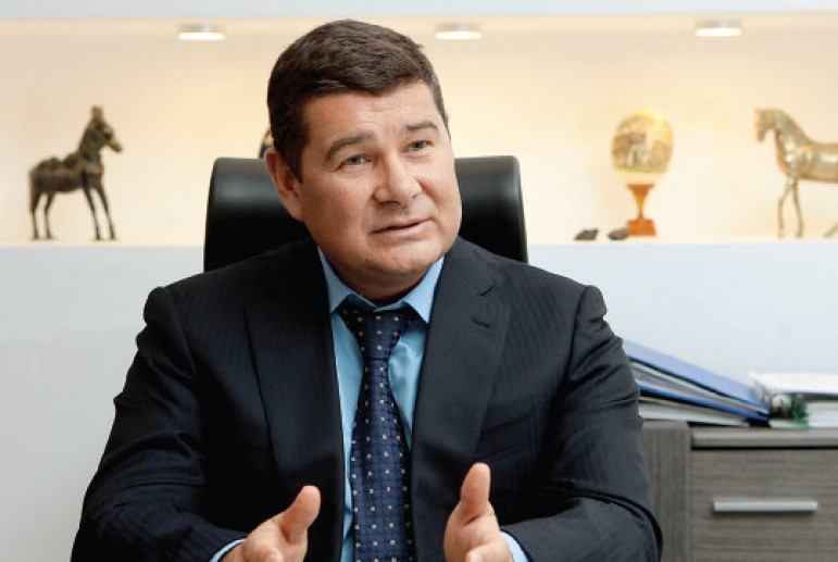 "Онищенко ""кришувала"" одна з парламентських фракцій, – Тетерук"