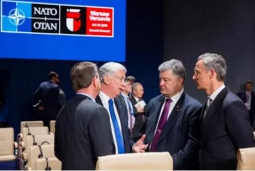 У НАТО не готові говорити про членство України в Альянсі