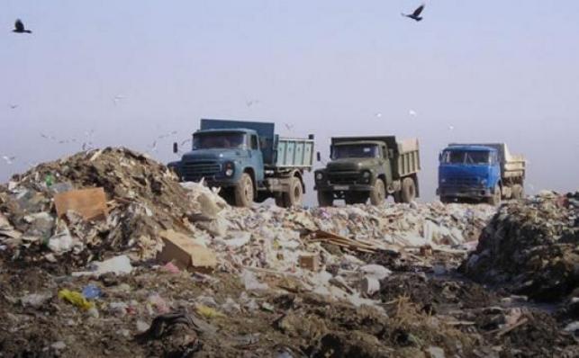На Грибовицьке сміттєзвалище поновлять вивіз сміття