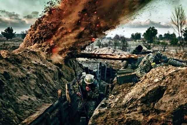 Зона АТО: під вогнем 9 селищ, бойовики атакують з 122-мм артилерії
