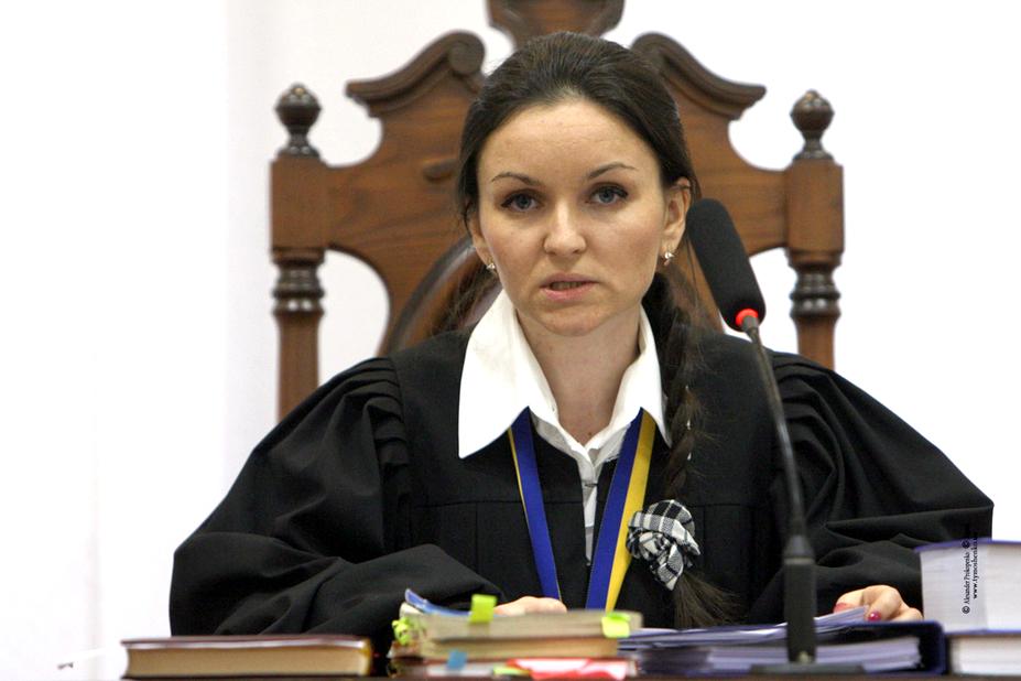 Одіозну суддю Царевич рекомендовано до звільнення за порушення присяги