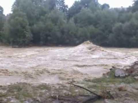 Львівщина може піти під воду через грози