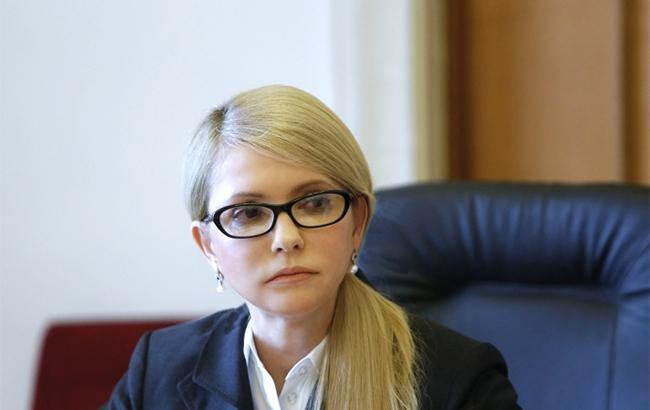 Тимошенко заявляє, що всі силові структури знаходяться в готовності до репресій проти опозиції