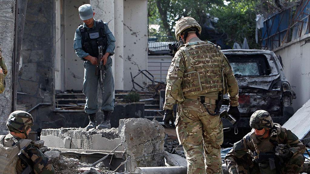 """""""Ісламська держава"""" взяла на себе відповідальність за кривавий теракт у Кабулі"""