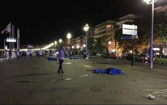 Теракт у Франції: кількість жертв зросла до 80