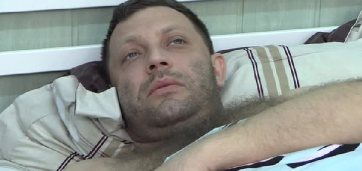 Став дебілом: Після поранення в голову Захарченко перестав впізнавати оточуючих