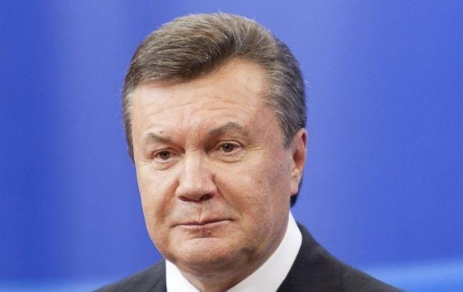Суд заарештував автопарк Януковича