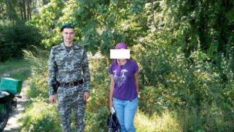 Безвісти зникла дівчина намагалась нелегально перетнути кордон на Львівщині (ФОТО)