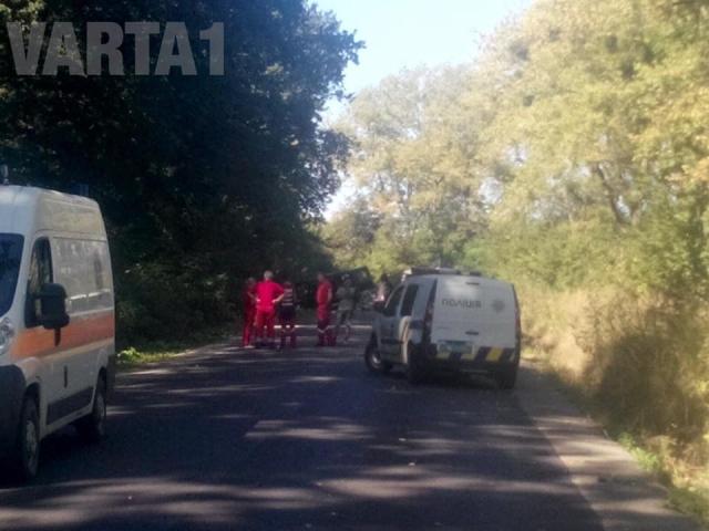 Стало відомо, чий позашляховик підірвали та обстріляли біля Львова (ФОТО)