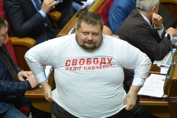 Нардеп поділився секретом, як йому вдалося схуднути на 100 кг