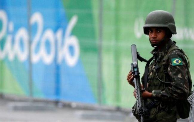 На Олімпіаді в Ріо-де-Жанейро прогримів вибух