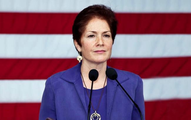 Новий посол США прибуде в Україну наступного тижня