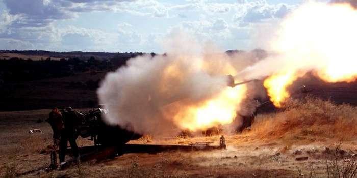 Бойовики за минулу добу 56 раз обстріляли позиції сил АТО, – прес-центр