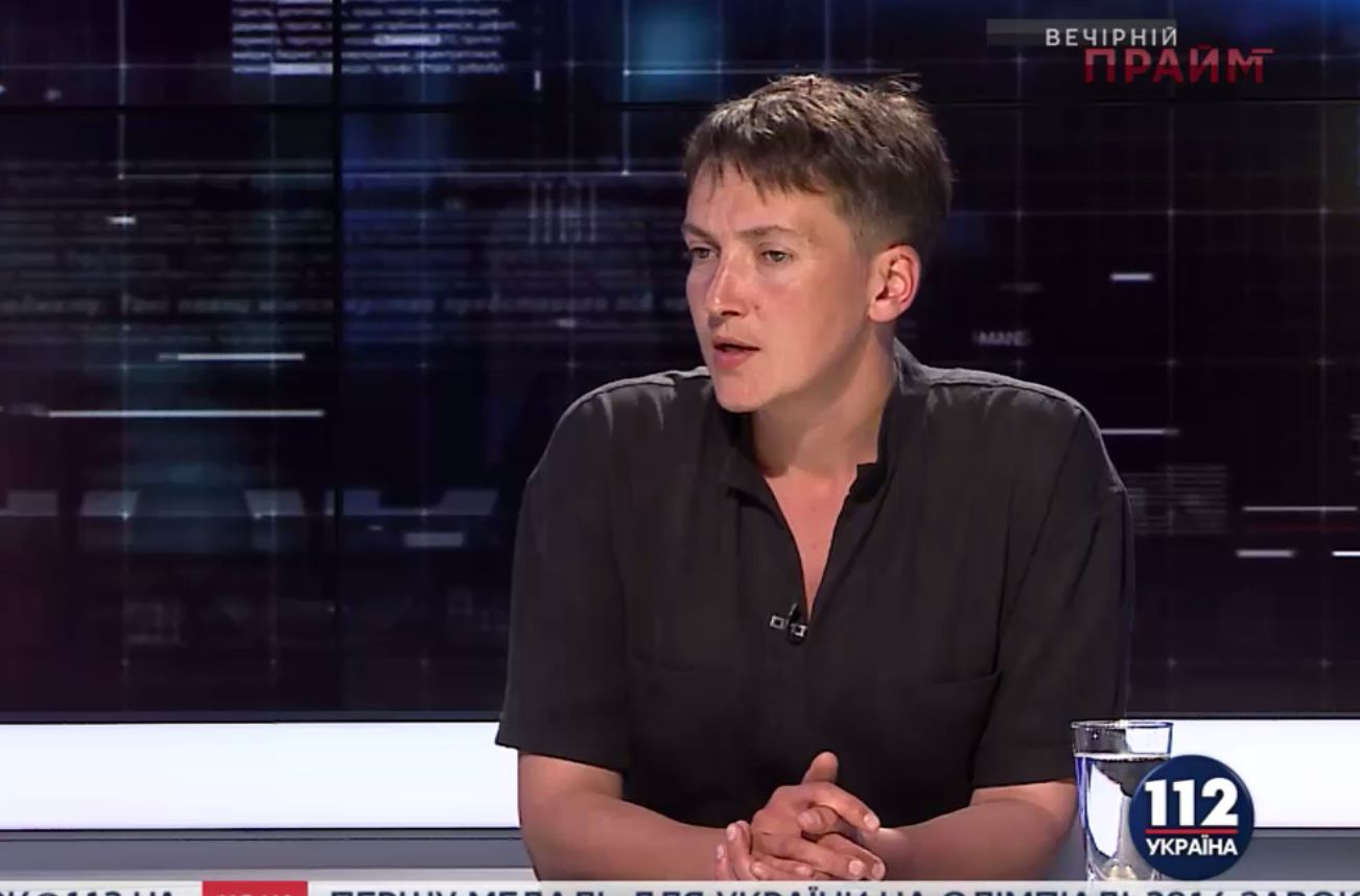 Савченко про справу Єфремова