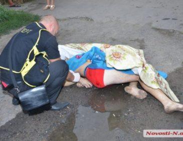 Дружині вбитого у Кривому Озері приписують роман із таксистом (відео)