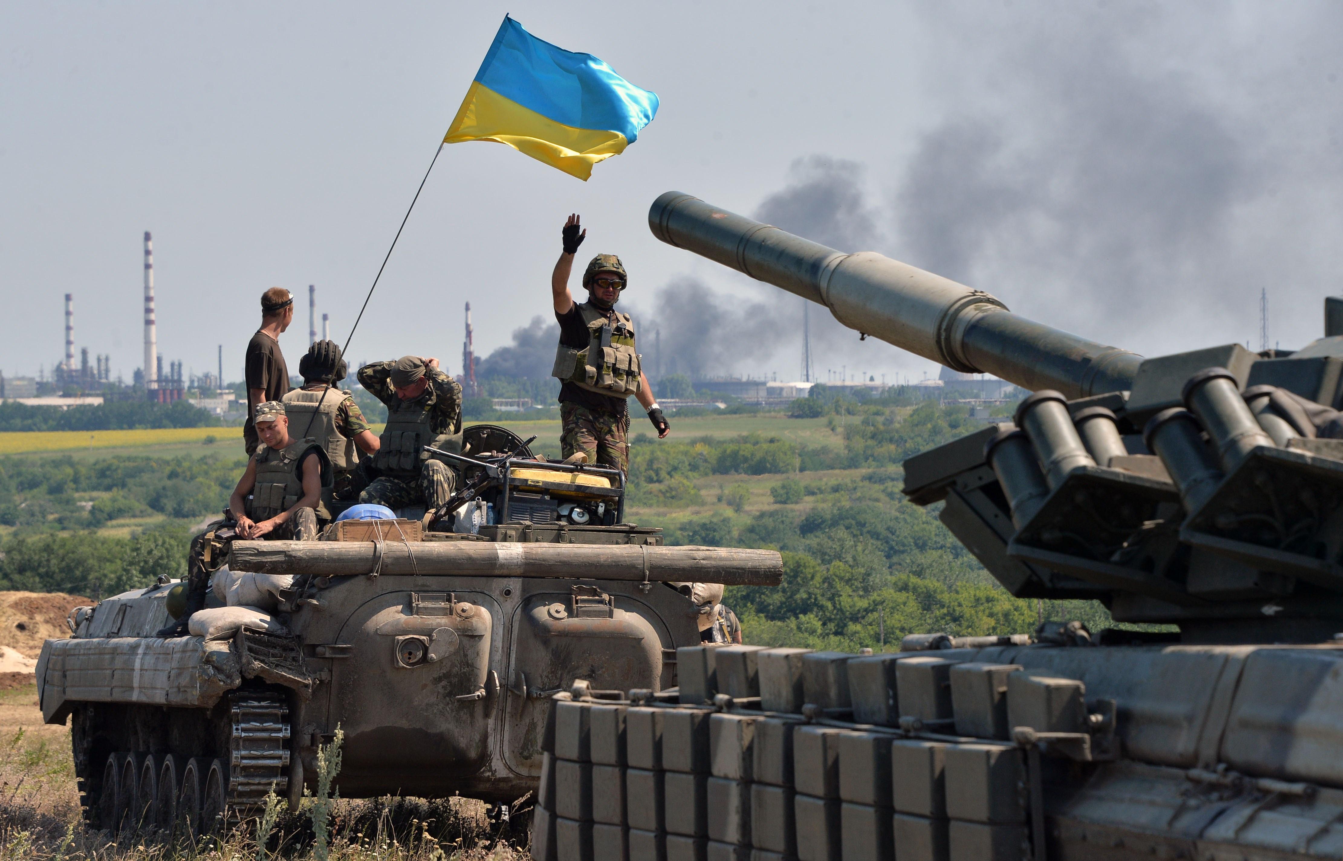 Протягом доби бойовики обстріляли позиції військових понад 70 разів
