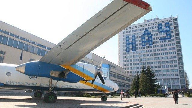 У Києві затримали на хабарі в. о. ректора НАУ (ФОТО)