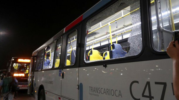У Ріо атакували автобус із журналістами: є поранені