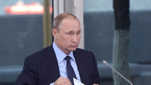 До Криму їде Путін