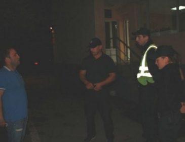 Резонансне затримання п'яного судді на BMW в Мукачеві (ВІДЕО)