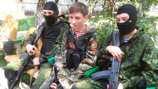 Українських сиріт з окупованих територій відправляють на усиновлення до Росії