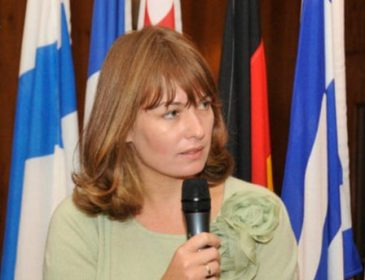 Дружина Саакашвілі балотується у депутати Грузії