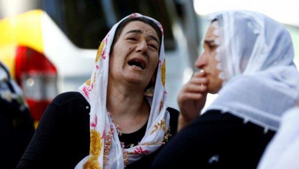 Кількість жертв теракту на весіллі у Туреччині суттєво зросла