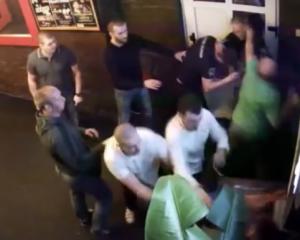 Вбивство у нічному клубі: затримали копа і трьох спільників